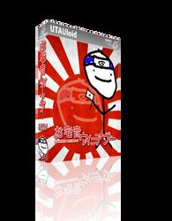 Otakune Weeaboo 3D Boxart by HentaiMD