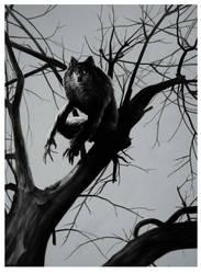 Werewolf by AlexPerkins
