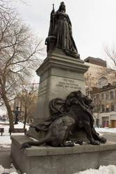 Queen Victoria Statue by Musicislove12