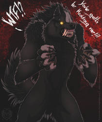 A Werewolf Without a Driving Licence by LycanthropeHeart
