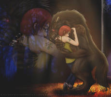 Together Forever by LycanthropeHeart