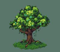 Tree Study - 1 by skittlefuck