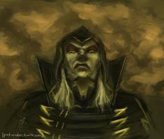 Thalmor Justiciar by Velothii