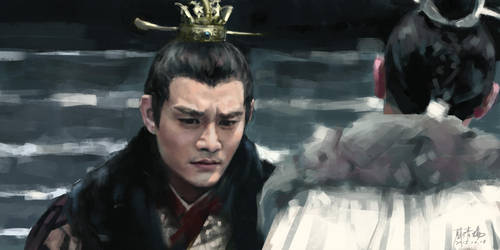 Wang Kai in Nirvana in Fire by buriedflowers