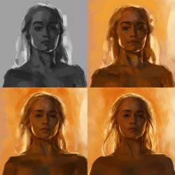 Procedure Daenerys by buriedflowers