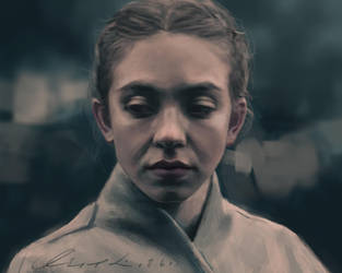 Eden - The Handmaids Tale by buriedflowers