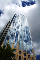 Skyscraper by Thegoldenmane