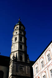 Neresheim Tower by Thegoldenmane