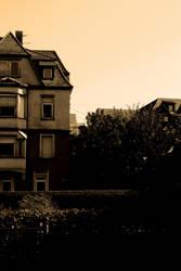 Downtown Schwaebisch Gmuend by Thegoldenmane
