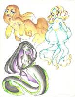 merpeople (AD) III by Coraline-176