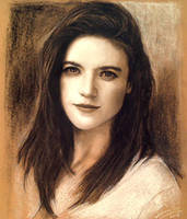 Rose Leslie / Ygritte (Game of Thrones) Portrait by theportraitart