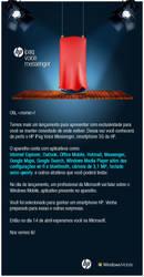 E-mail marketing HP by Rodrigoxiii