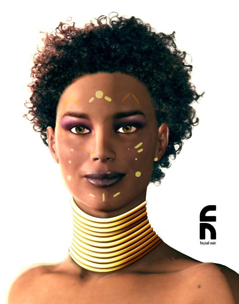 Native Gold by FeysalAnthonyNair