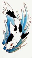 Water: Koi Tattoo 2 by KuroTenshi