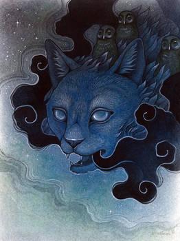 Night Vision by JillHoffman