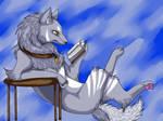 Reading-Finished by WolfYakuga