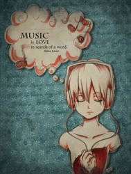 Music is Love by Havanachan