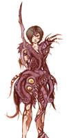 Sailor Cthulhu by Drunkfu