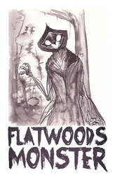 Other Flatwoods Monster design by Drunkfu