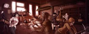 Pub of the Perturbed by Drunkfu