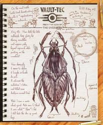 Vault Dwellers Journal page 48 by Drunkfu