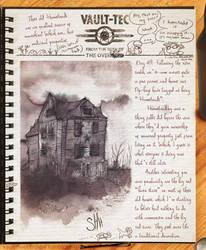 Vault Dwellers Journal page 49 by Drunkfu