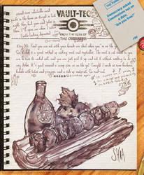 Vault Dwellers Journal 50 by Drunkfu
