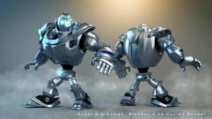 Robot by deeoz1