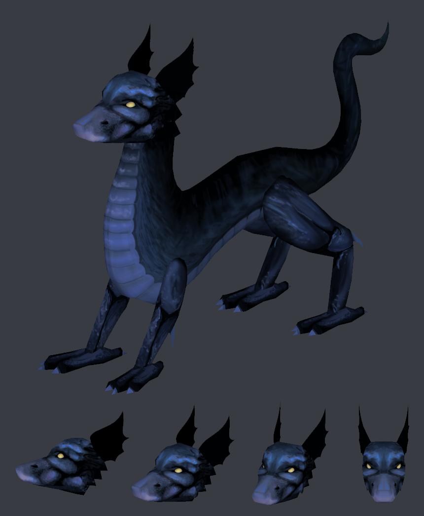 Shadow Dragon by kspudw