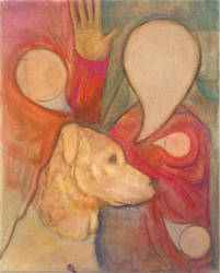Deaf Dog by kspudw