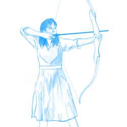 Arrow by kspudw