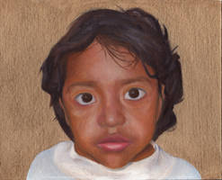 Little Girl by kspudw
