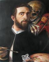 Skull by kspudw