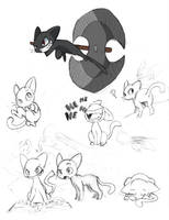 sketchfrenzy: Snickers by shadowtoon