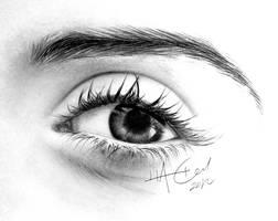 Eye by HADEEL-S