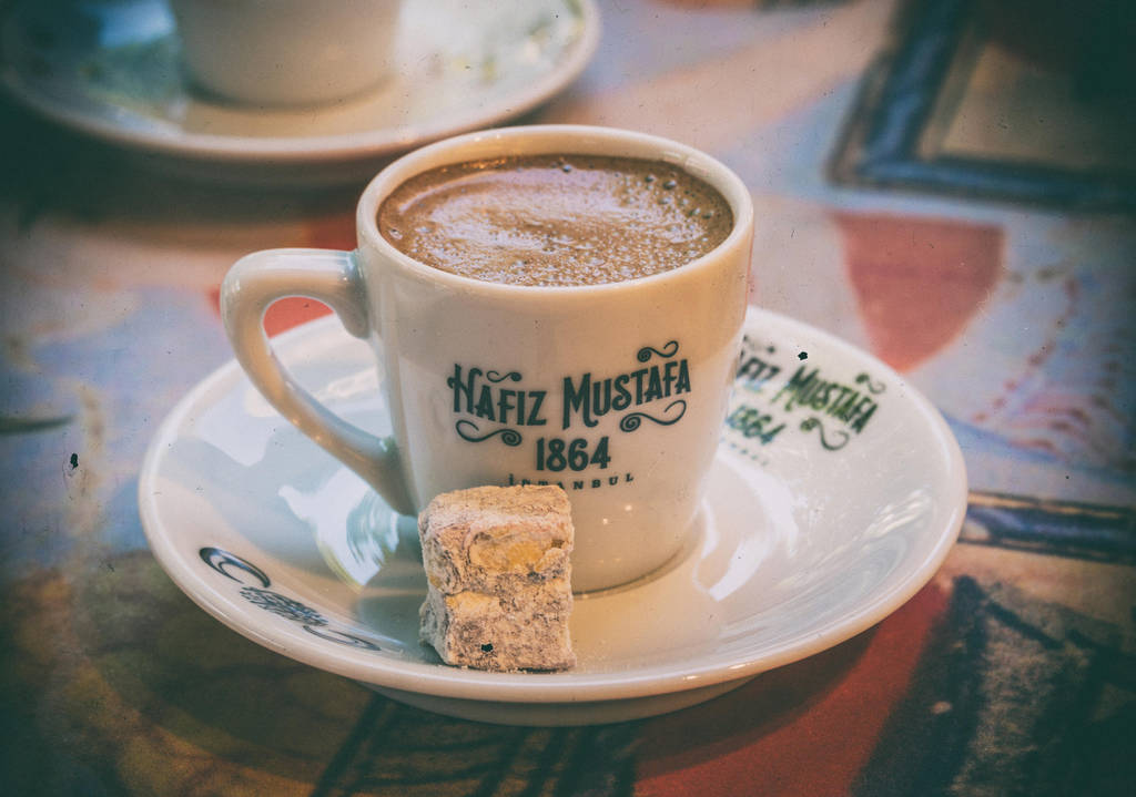 Turkish coffee by thebxs