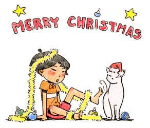 Merry Christmas ! by Uehara