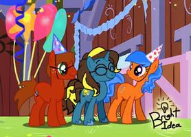 Pony Party! by A-Bright-Idea