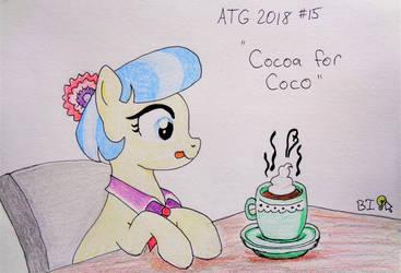 ATG 2018 Prompt 15: Cocoa for Coco by A-Bright-Idea