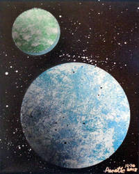 Planets in Orbit by A-Bright-Idea