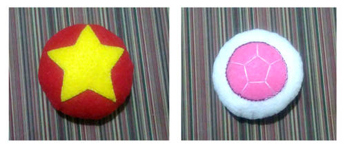 Steven Universe Double-sided Mini-Pillow by A-Bright-Idea