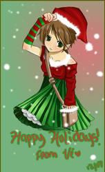 Elf... by Viv-aious