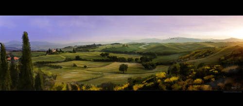 Italy by glazyrin