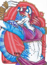 ATC - The Snake Dancer by fala