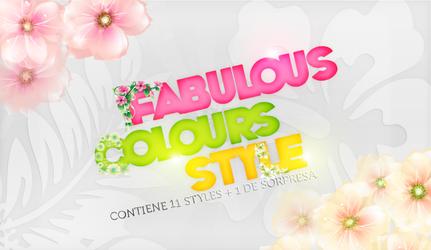 +NEW STYLES by FabulousColours