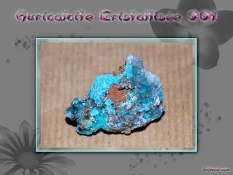 Auricalcite Cristallisee 001 by Nemirwen