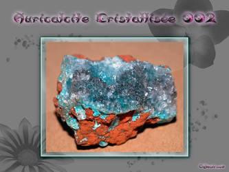 Auricalcite cristallisee 002 by Nemirwen