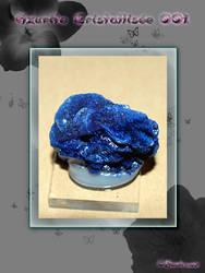 Azurite Cristallisee 001 by Nemirwen