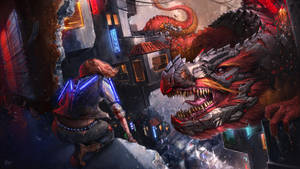 Dragon Kiriban by AaronGriffinArt
