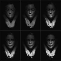 Portrait Practice 2 Process by AaronGriffinArt